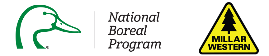 duc national boreal program millar western logos