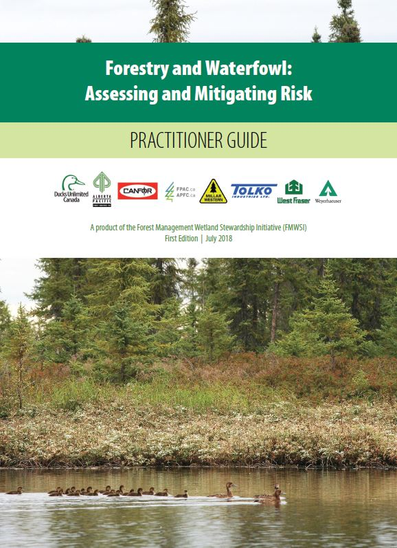Forestry and waterfowl assessing and mitigating risk