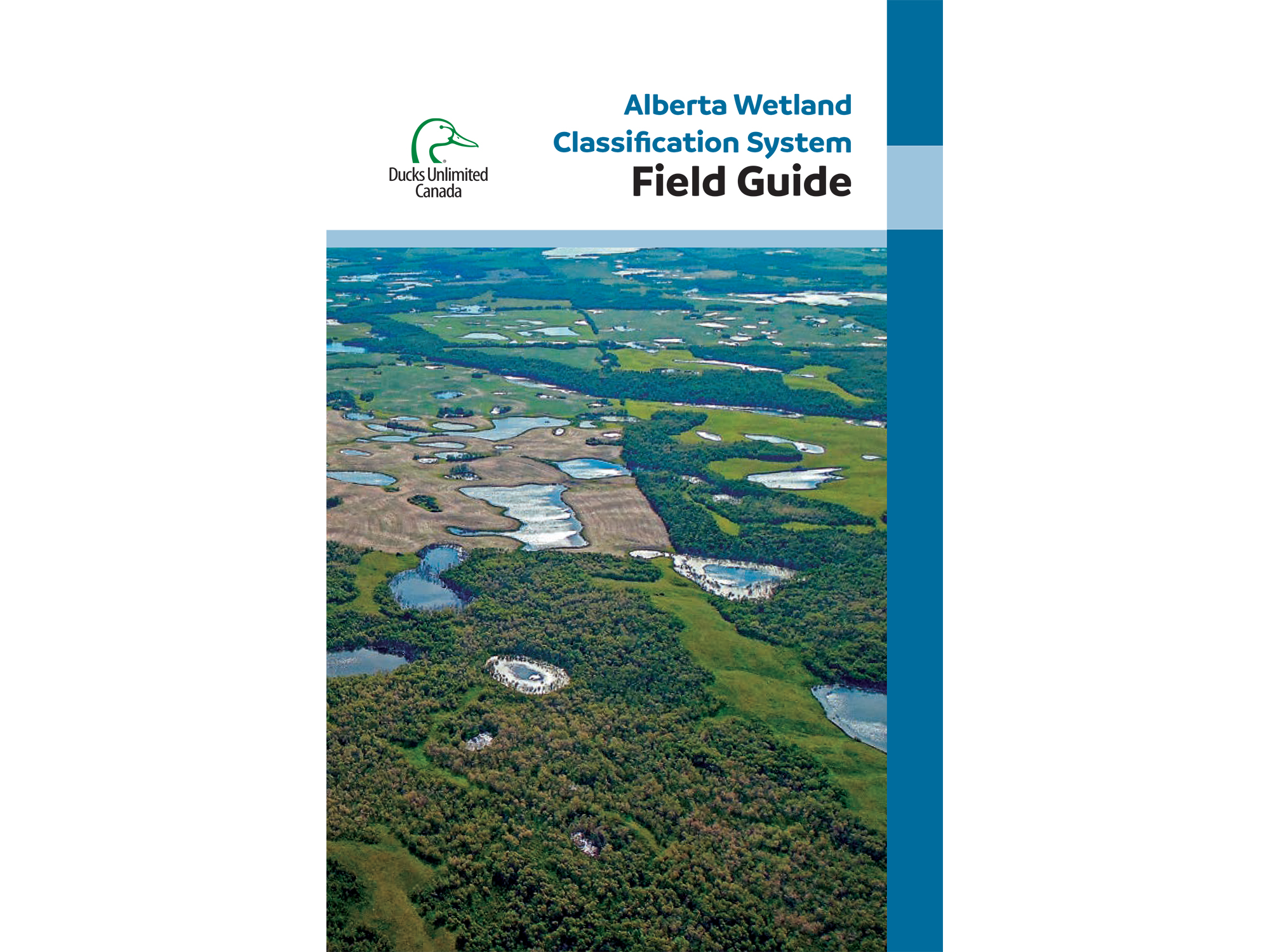 alberta wetland classification system field guide